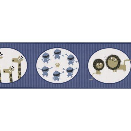 Výprodej - dětské tapety na zeď Happy Kids 0568420 - bordura