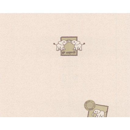 Výprodej - tapety na zeď Esprit Kids 108036