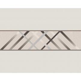 Výprodej - vinylové tapety na zeď Swing Line 93471-3 - bordura
