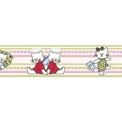 Výprodej - 1729-14 Dětské tapety na zeď BOYS AND GIRLS 3 172914 - bordura