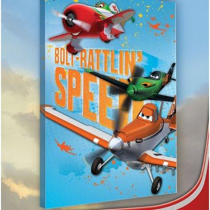 Výprodej - Obraz na plátně dětský Letadla 60 x 40 cm