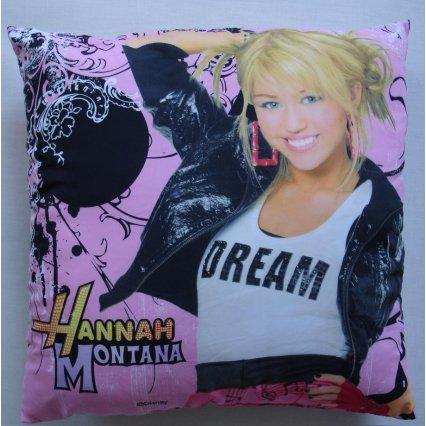 Dětský polštářek Hannah Montana