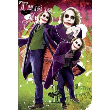 Plakát Batman - Joker 2