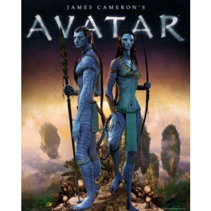 Plakát Avatar - Couple