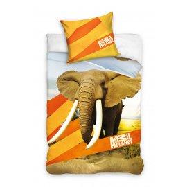 Dětské povlečení Animal Planet - Slon