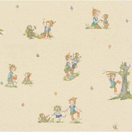 Výprodej - Dětské tapety na zeď Villa Coppenrath 2 297409