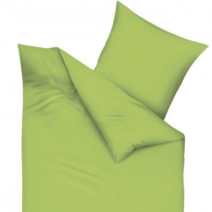Luxusní povlečení jednobarevné zelené