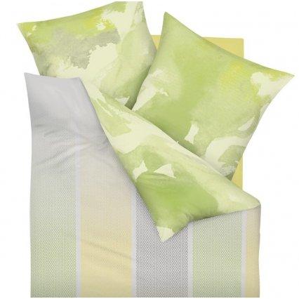 Luxusní povlečení Tonic green