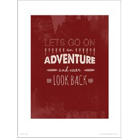 Reprodukce Adventure Red