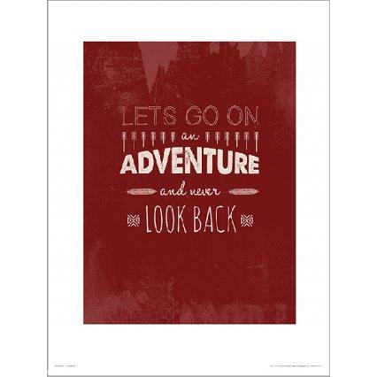 Reprodukce Adventure Red