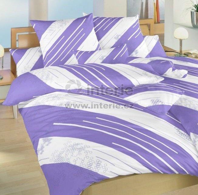 povle en globus fialov bavlna 40 x 50 cm interie. Black Bedroom Furniture Sets. Home Design Ideas