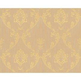Tapety na zeď Metallic Silk 306584
