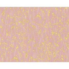 Tapety na zeď Metallic Silk 306604