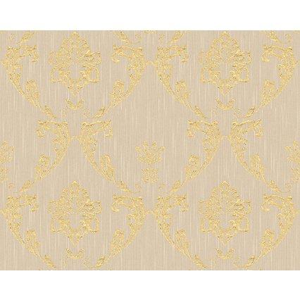 Tapety na zeď Metallic Silk 306582
