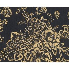 Tapety na zeď Metallic Silk 306577