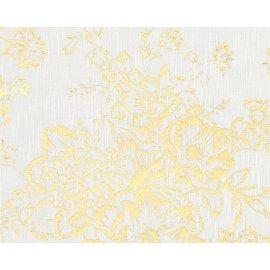 Tapety na zeď Metallic Silk 306571