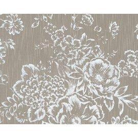 Tapety na zeď Metallic Silk 306574