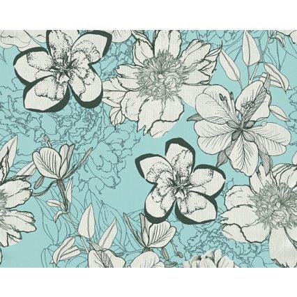Výprodej - tapety na zeď Urban Flowers 327983