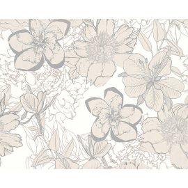 tapety na zeď Urban Flowers 327981