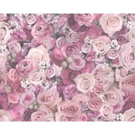 tapety na zeď Urban Flowers 327224