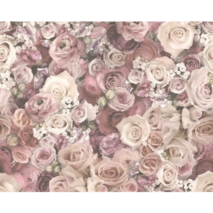tapety na zeď Urban Flowers 327222