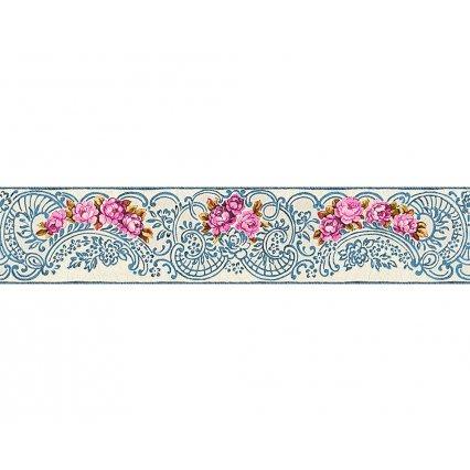 Tapety na zeď Kind Of White 340743 - bordura