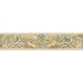 Tapety na zeď Kind Of White 340785 - bordura