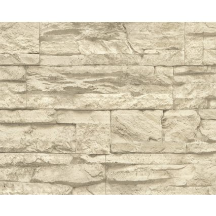 7071-30 tapety na zeď Woodn Stone 707130