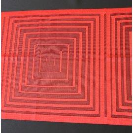 Běhoun na stůl kusový UK21982 červený 40 x 150 cm