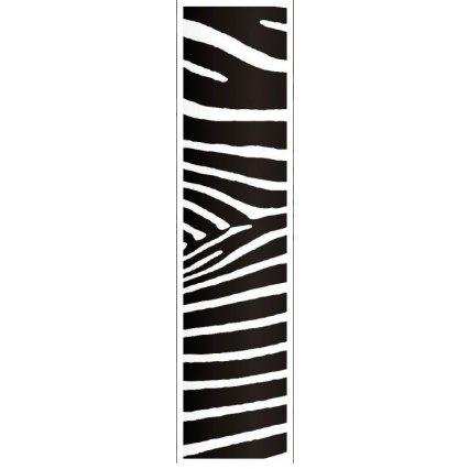 Samolepící panel  Zebra Stripe 74504
