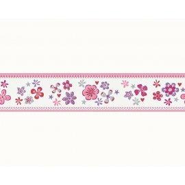 Výprodej - 94127-3 dětské tapety na zeď Esprit Kids 3 941273 - bordura
