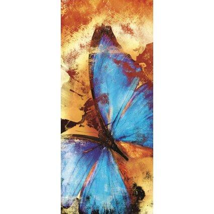 Fototapeta na dveře Butterfly