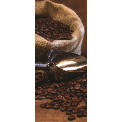 Fototapeta na dveře Coffee beans