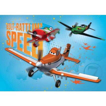 Výprodej - Dětské fototapety Letadla - Bolt