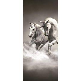 Fototapeta na dveře Cválající koně