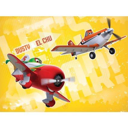 Výprodej - Dětské fototapety Letadlo