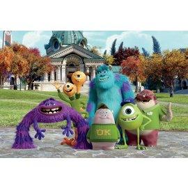 Výprodej - Dětské fototapety Monster at the University
