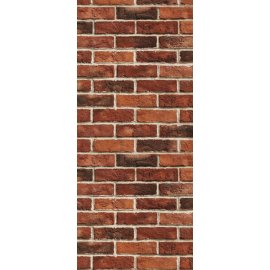 Fototapeta na dveře Brick wall