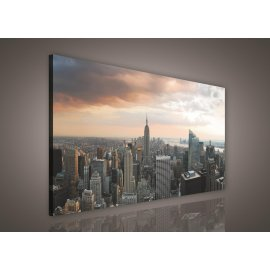 Obraz na plátně New York 100 x 75 cm
